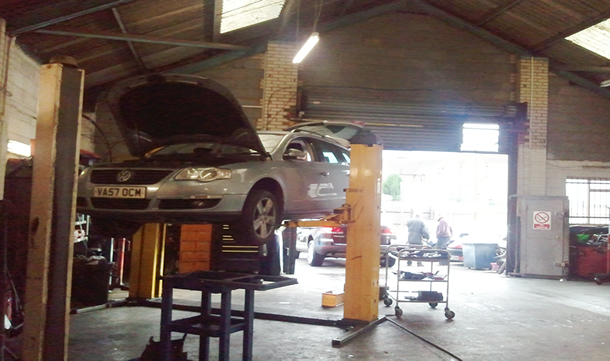 MOT test centre in Medway