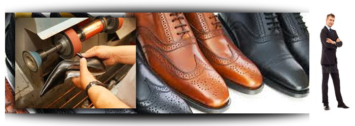 Your shoes restored to their former glory..