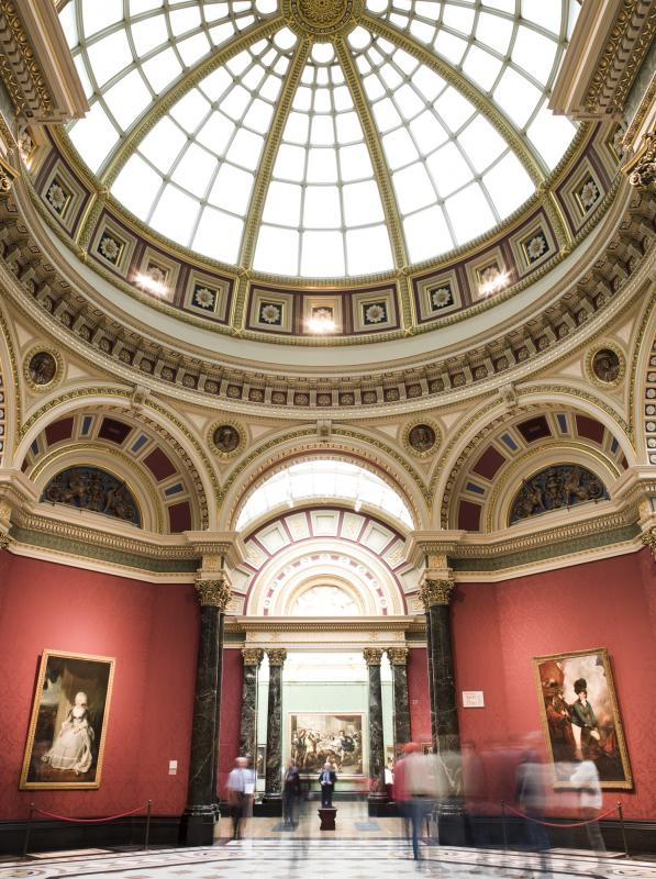 Room 36. National Gallery. Photo. © The National Gallery, London
