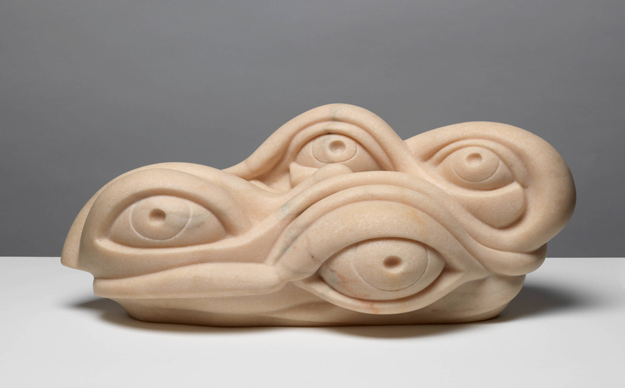 ARTIST ROOMS: Louise Bourgeois  From 17 June 2016  Tate Modern     Louise Bourgeois, 1911 - 2010  Eyes, 2001-5  ARTIST ROOMS Tate and National Galleries of Scotland. Lent by Anthony d'Offay 2013  © The Easton Foundation