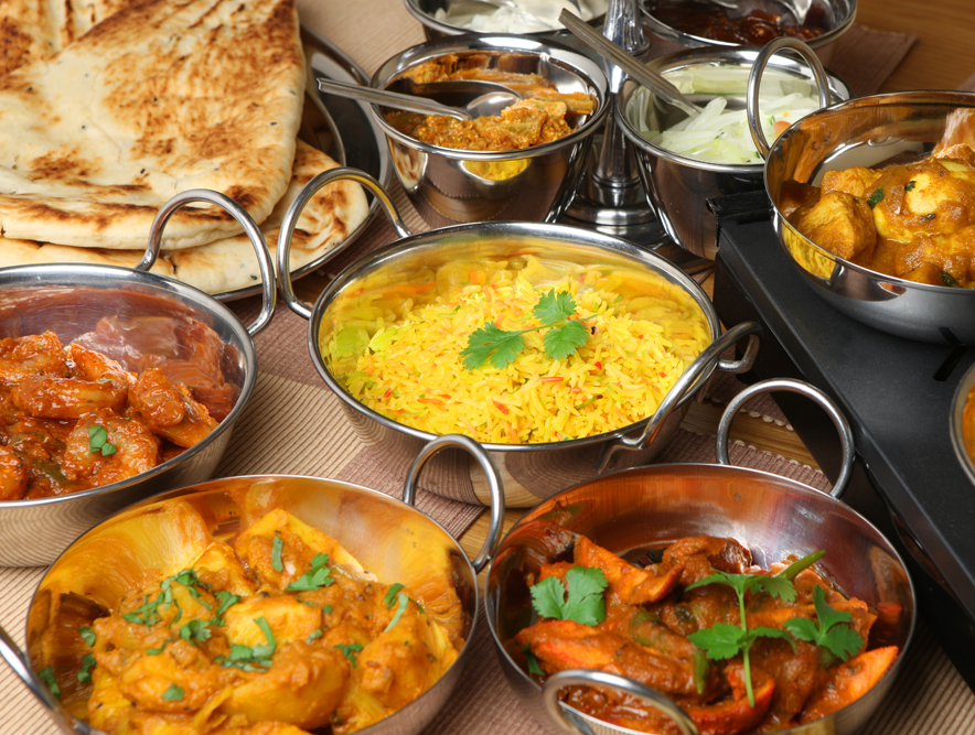 Specialist caterers for Indian weddings